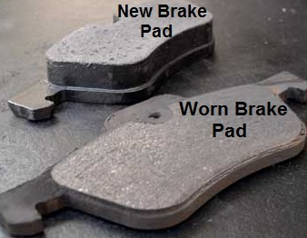 worn-brake-pads - need new brakes