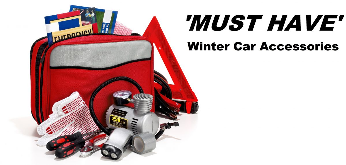 Must Have Winter Car Accessories